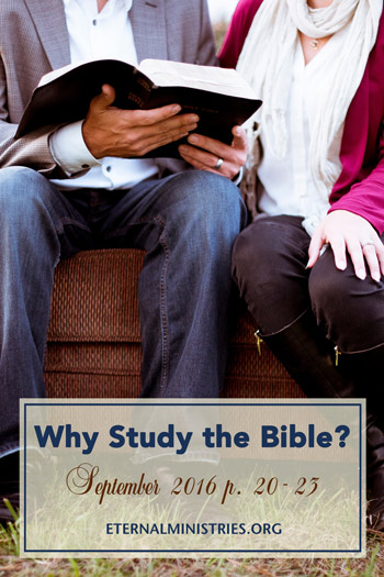 MC Why Study the Bible